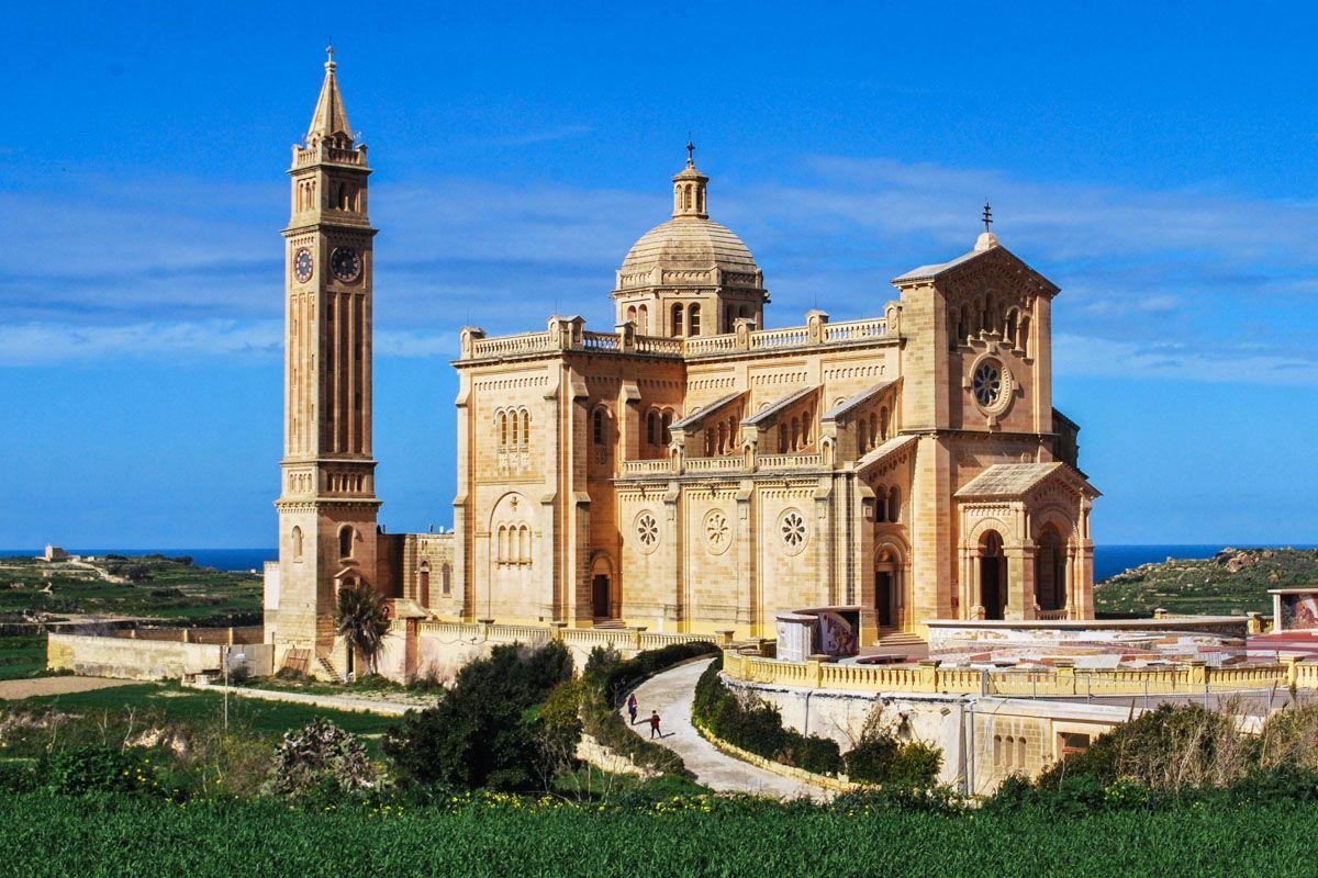 Santuario Ta'Pinu, Gozo, Malta   Qué ver y hacer en Gozo