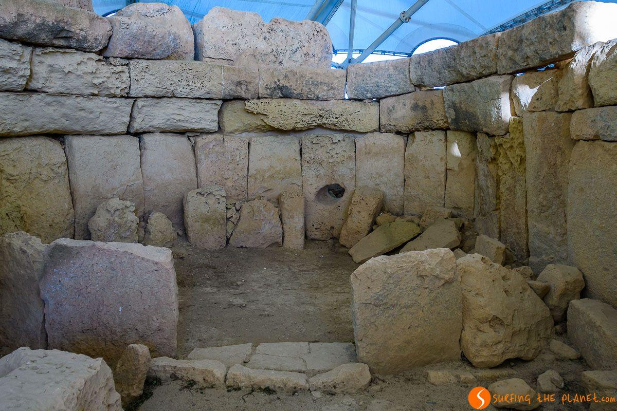 Templo Hagar Quim, Malta