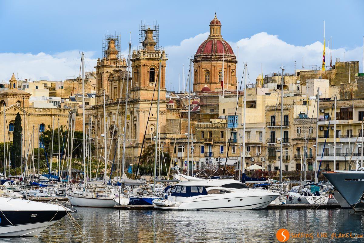 Vittoriosa, Las Tres Ciudades, Malta   Qué ver en Malta en 3 días
