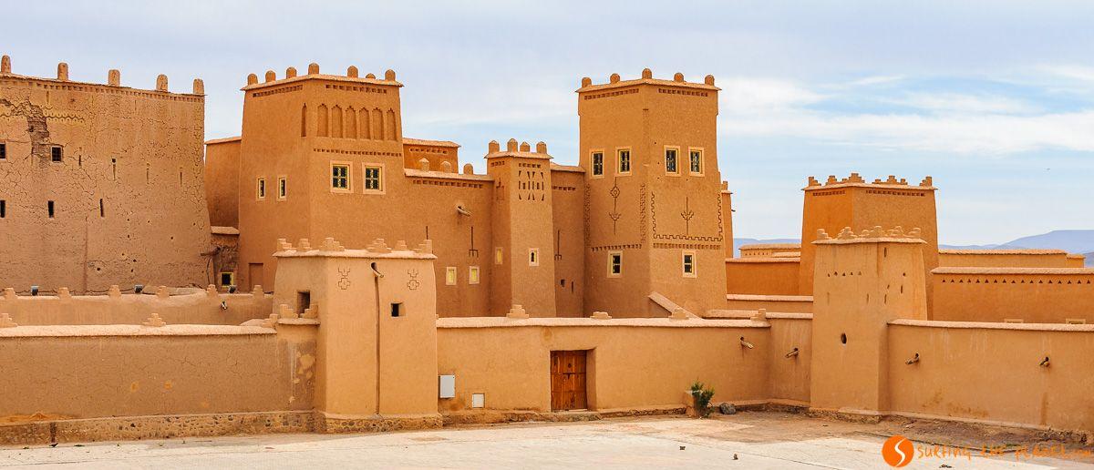 Kasbah Taourirt, Ouarzazate, Marruecos | Qué visitar en Marruecos