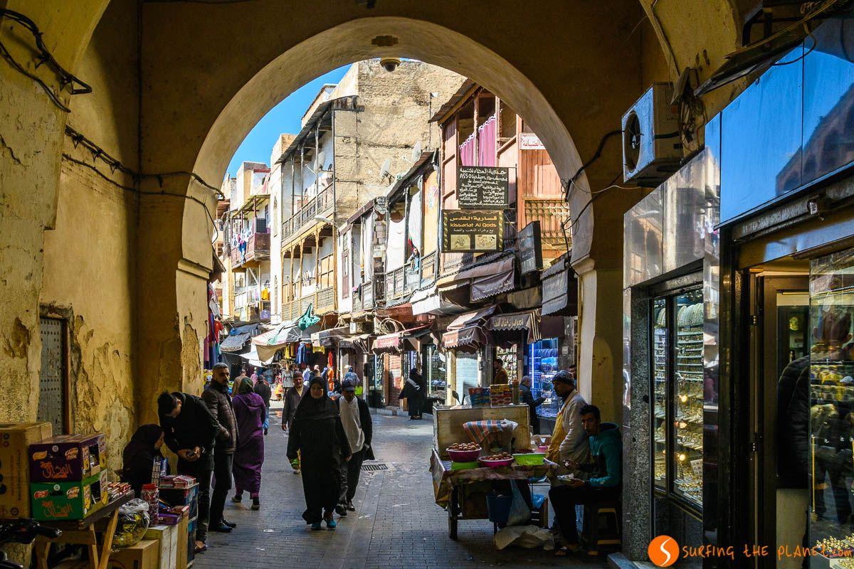 Barrio Mellah, Fez, Marruecos | 30 cosas que ver y hacer en Marruecos
