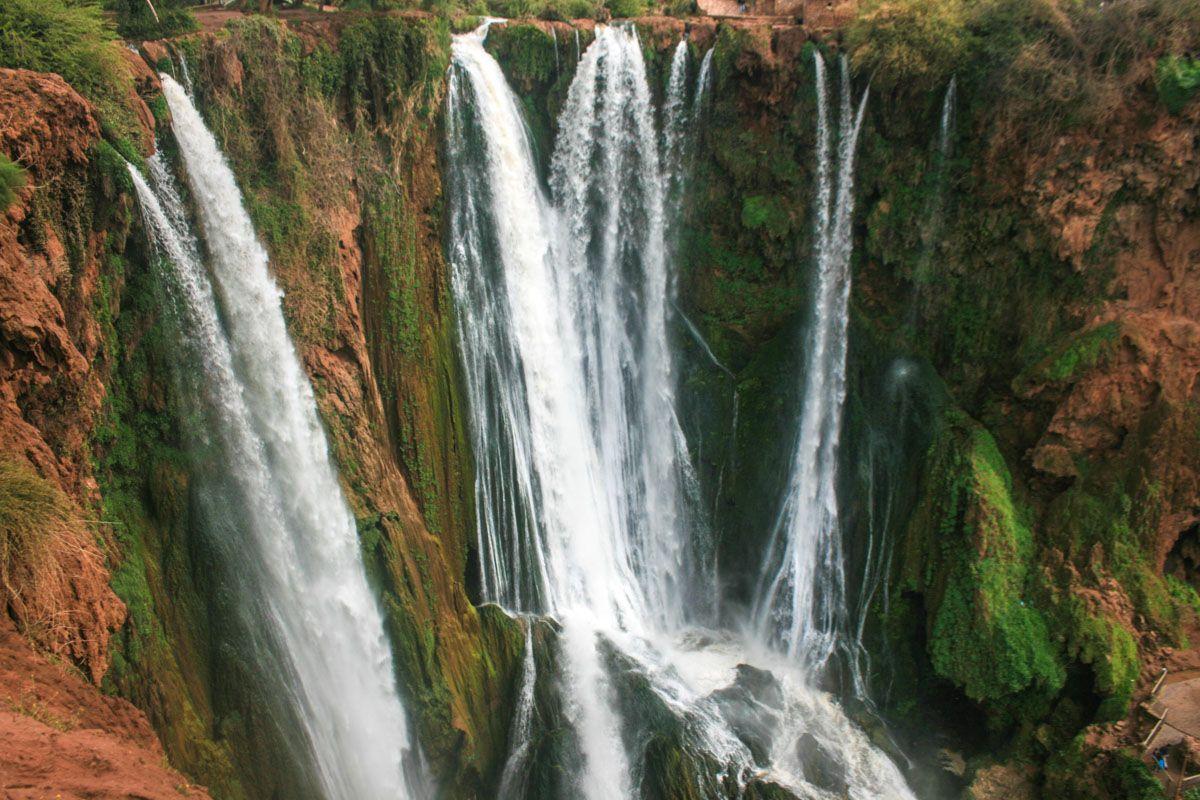Cascadas de Ouzoud, Marruecos | Ruta por Marruecos