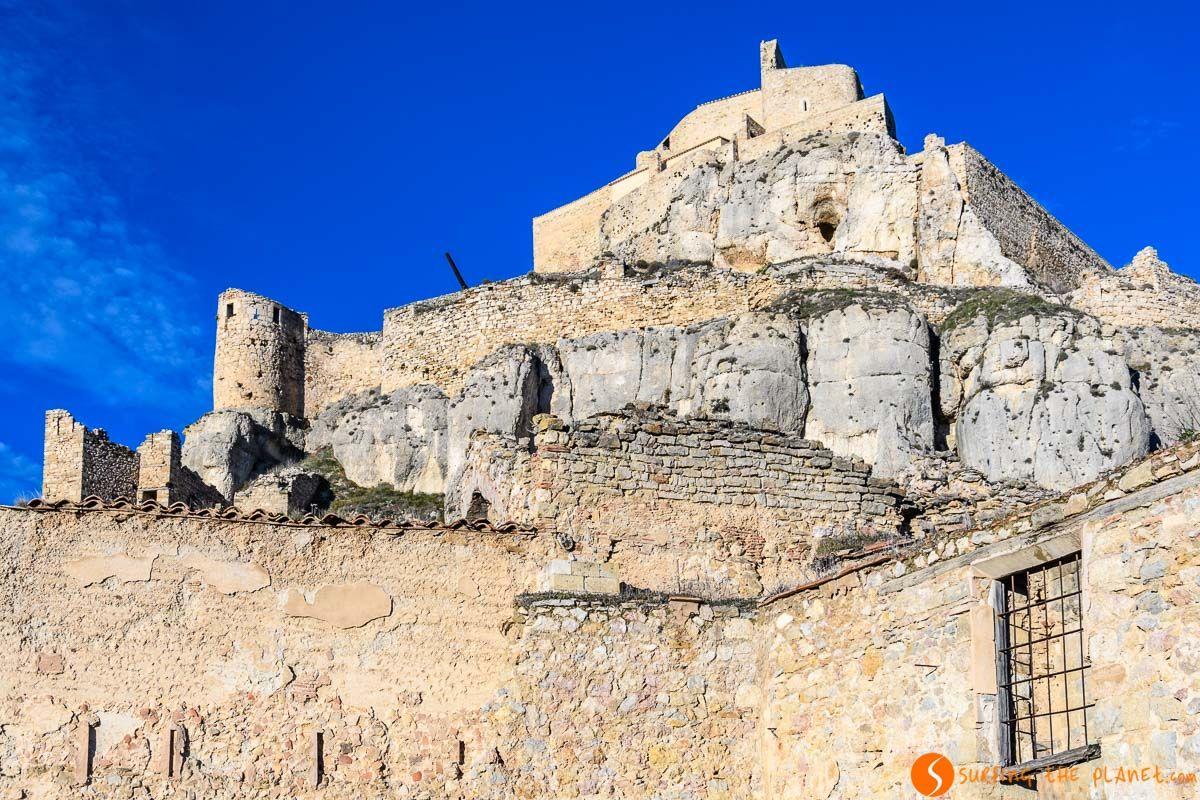 Castillo, Morella, Provincia de Castellón, Comunidad Valenciana, España
