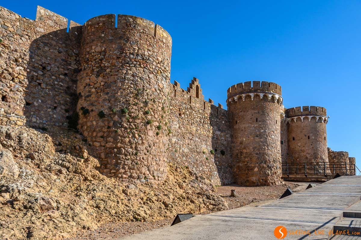 Castillo de Onda, Provincia de Castellón, Comunidad Valenciana | 20 castillos de Castellón