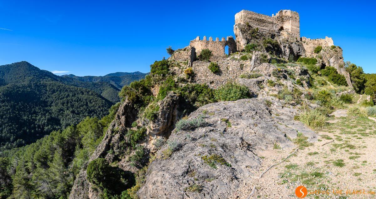 Castillo de Sueras, Provincia de Castellón, Comunidad Valenciana
