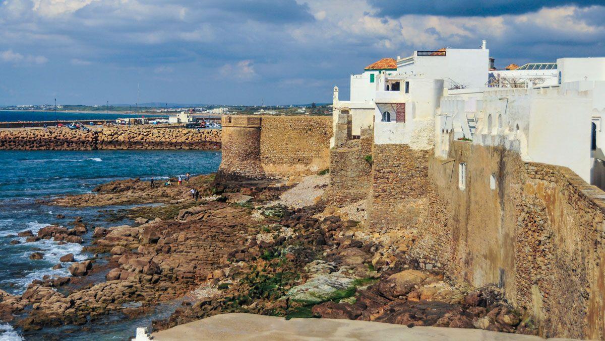 Muralla, Asilah, Marruecos | Qué hacer en Marruecos