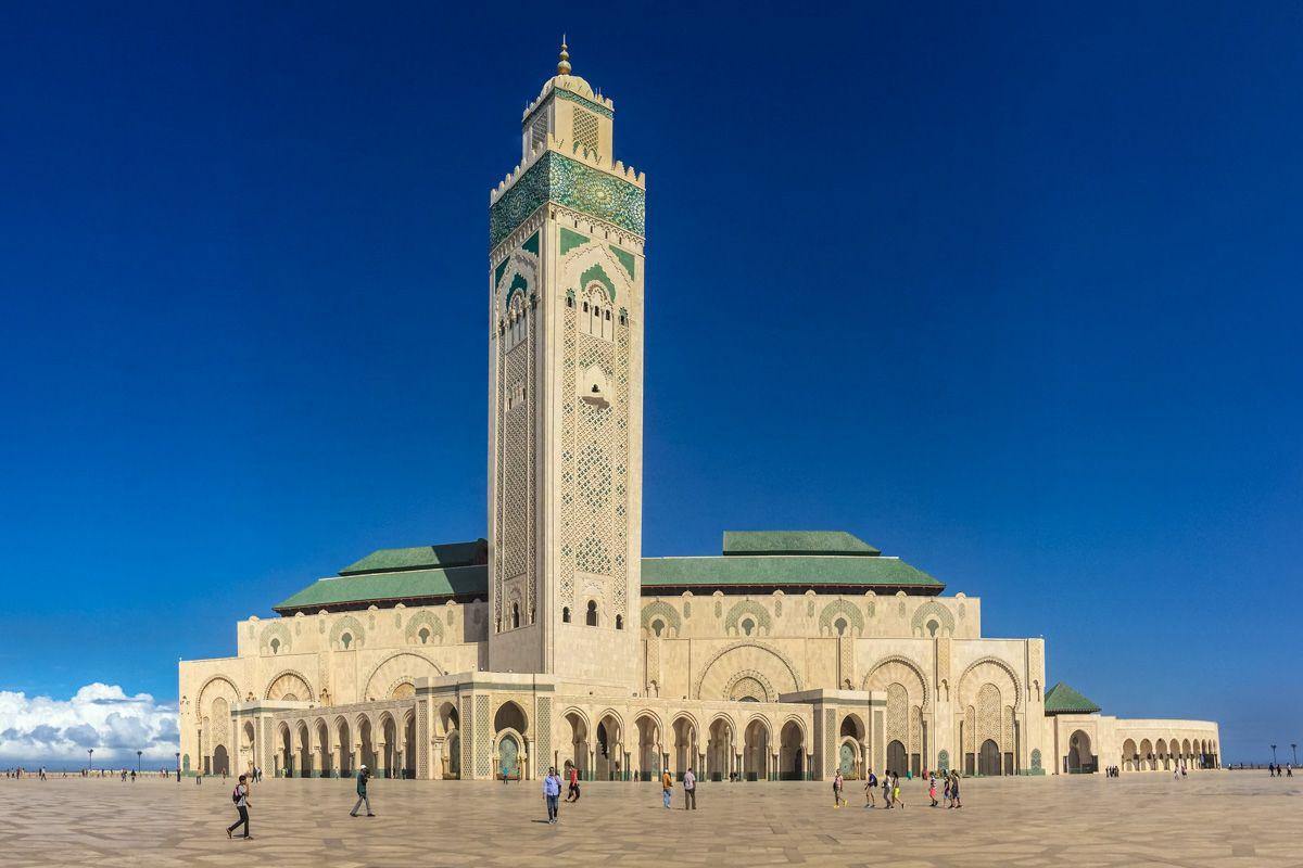 Mezquita de Hassan II, Casablanca, Marruecos | Qué visitar en Marruecos