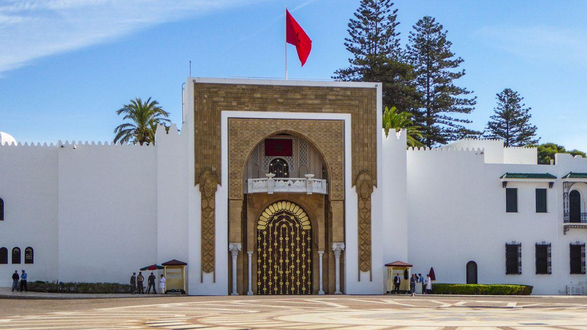 Palacio, Tetuán, Marruecos | Qué ver y hacer en Marruecos