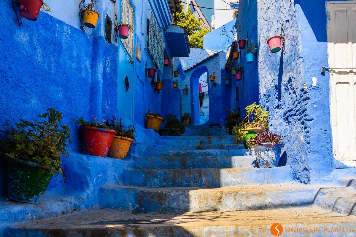 Pueblo azul, Chefchaouen, Marruecos | Qué ver en Marruecos