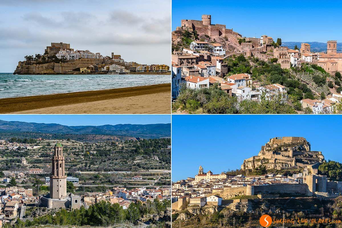 Los pueblos más bonitos de la Provincia de Castellón, Comunidad Valenciana