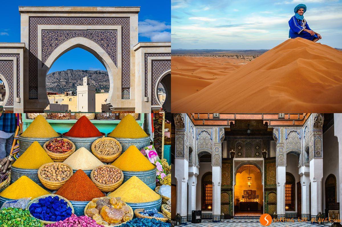 30 cosas imprescindibles que ver y hacer en Marruecos | Viajar a Marruecos