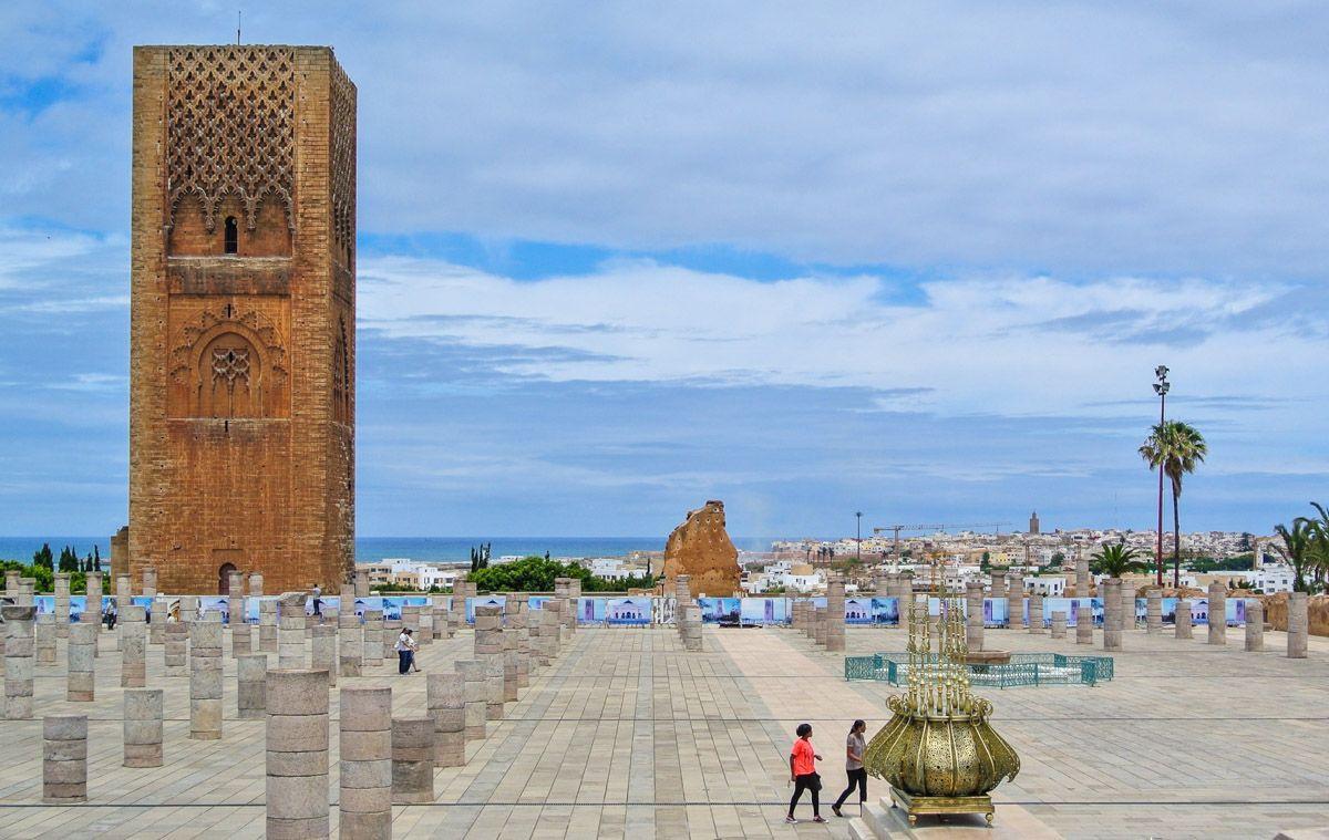 Torreón, Rabat, Marruecos