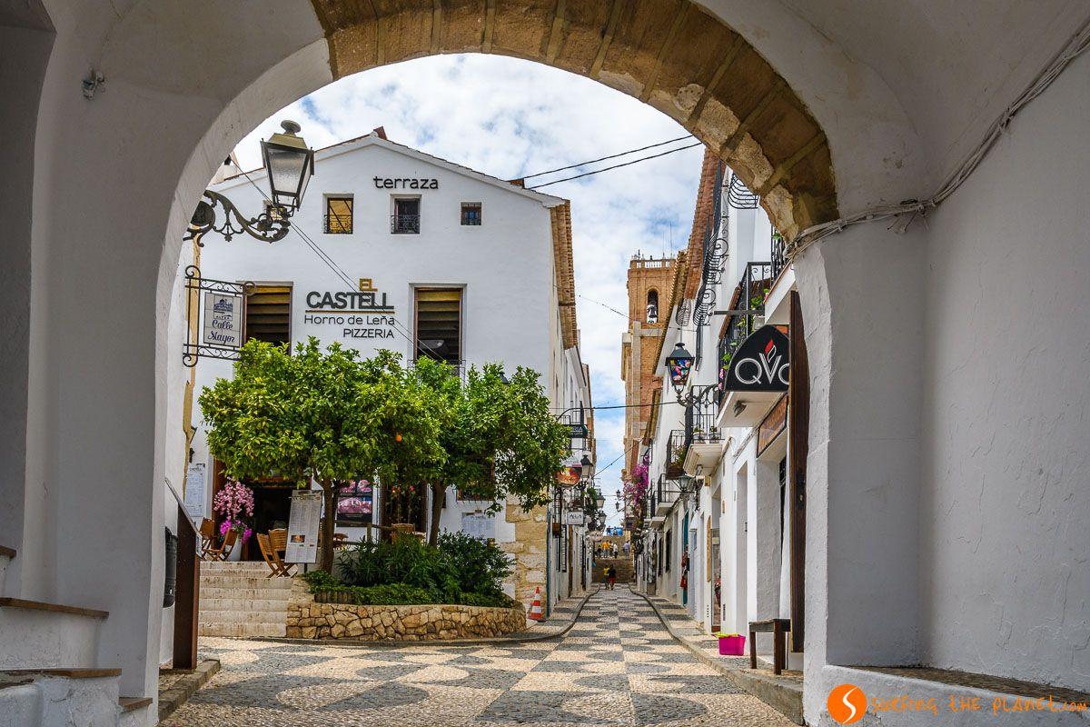 Altea, Alicante, Comunidad Valenciana