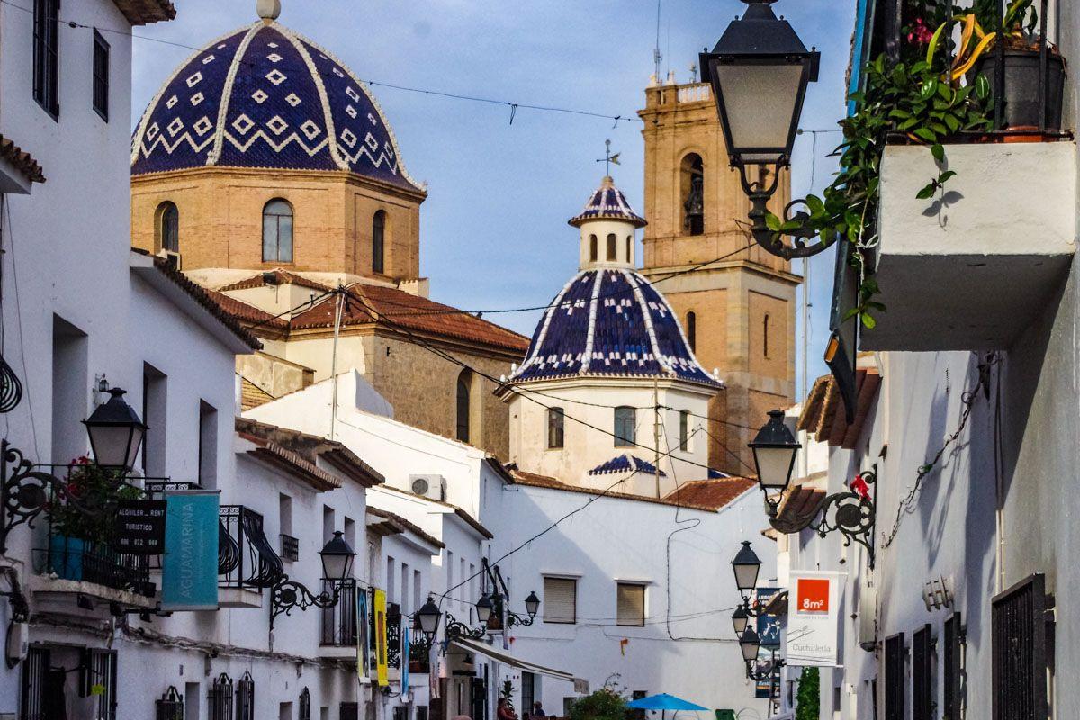 Altea, Provincia de Alicante, Comunidad Valenciana |50 cosas que ver y hacer en Alicante