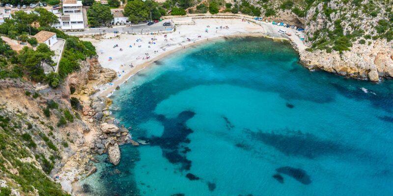 Cala Granadella, Alicante, Comunidad Valenciana