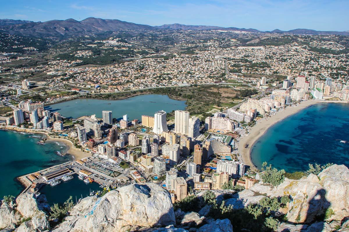 Calpe, Provincia de Alicante, Comunidad Valenciana