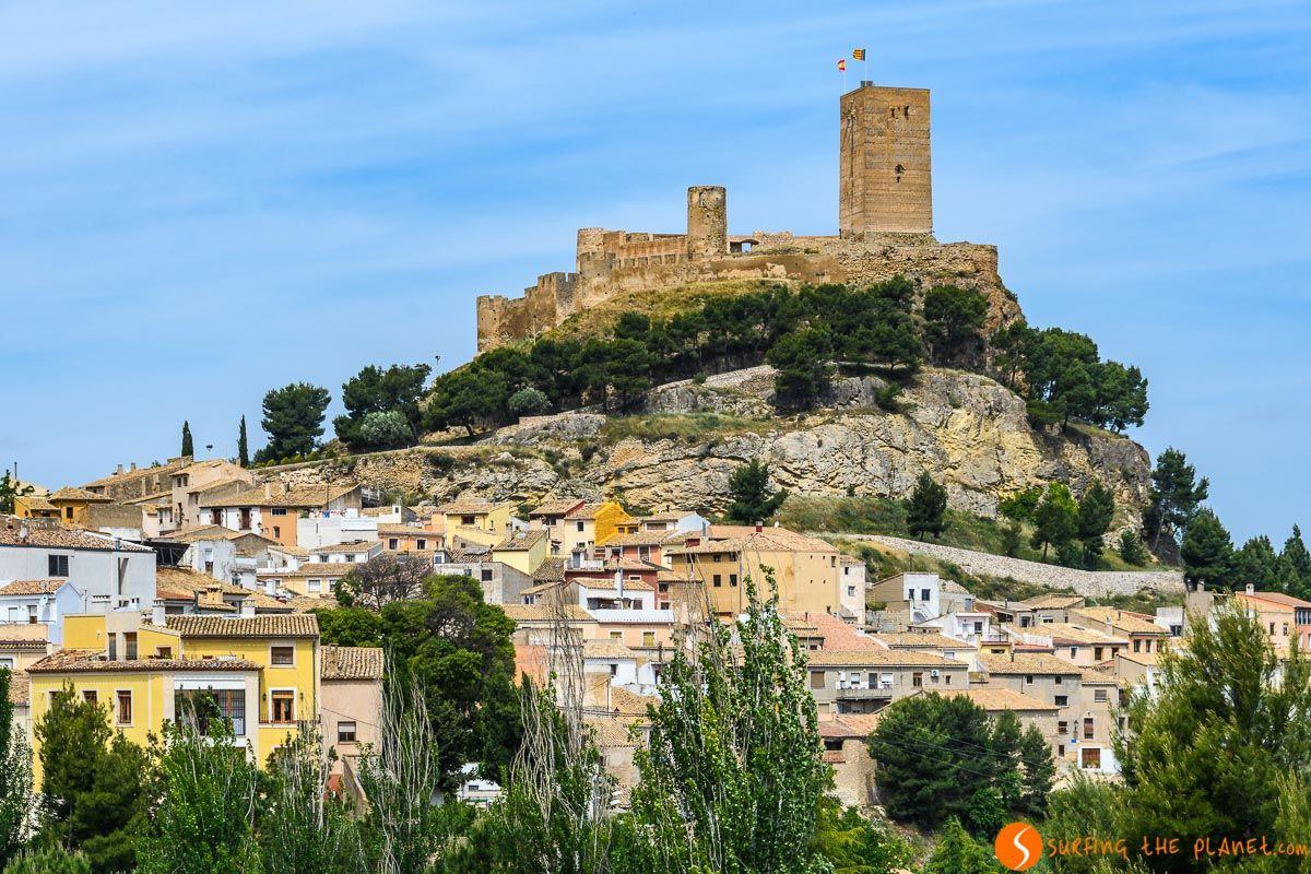 Castillo de Biar, Alicante, Comunidad Valenciana |Qué visitar en Alicante provincia