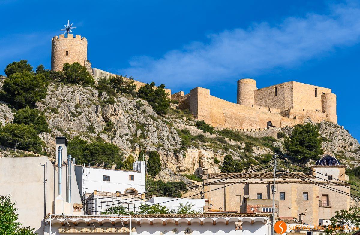 Castillo de Castalla, Alicante, Comunidad Valenciana