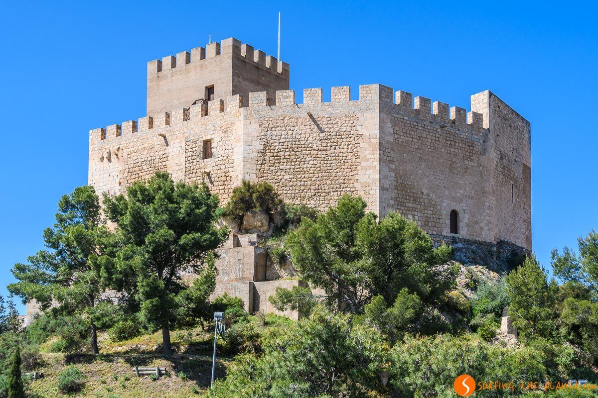 Castillo de Petrer, Alicante, Comunidad Valenciana | Qué visitar en la provincia de Alicante