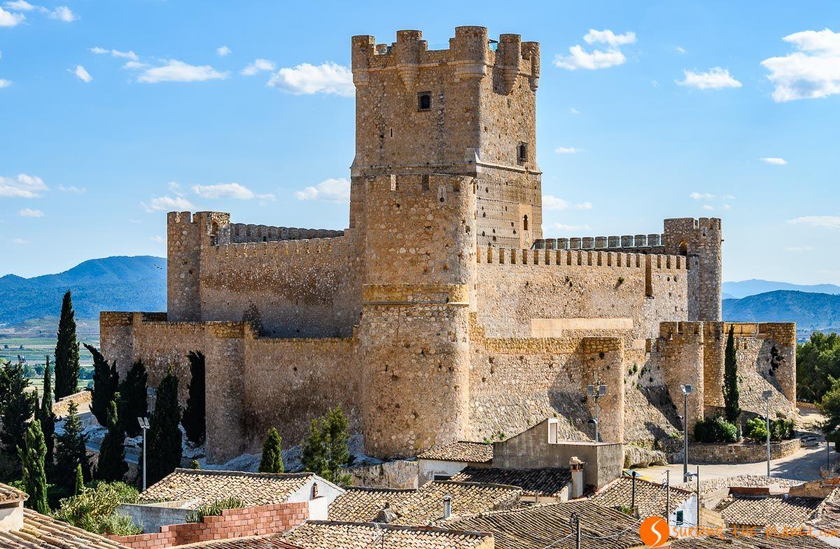 Castillo de Atalaya, Villena, Alicante, Comunidad Valenciana |Qué visitar en Alicante