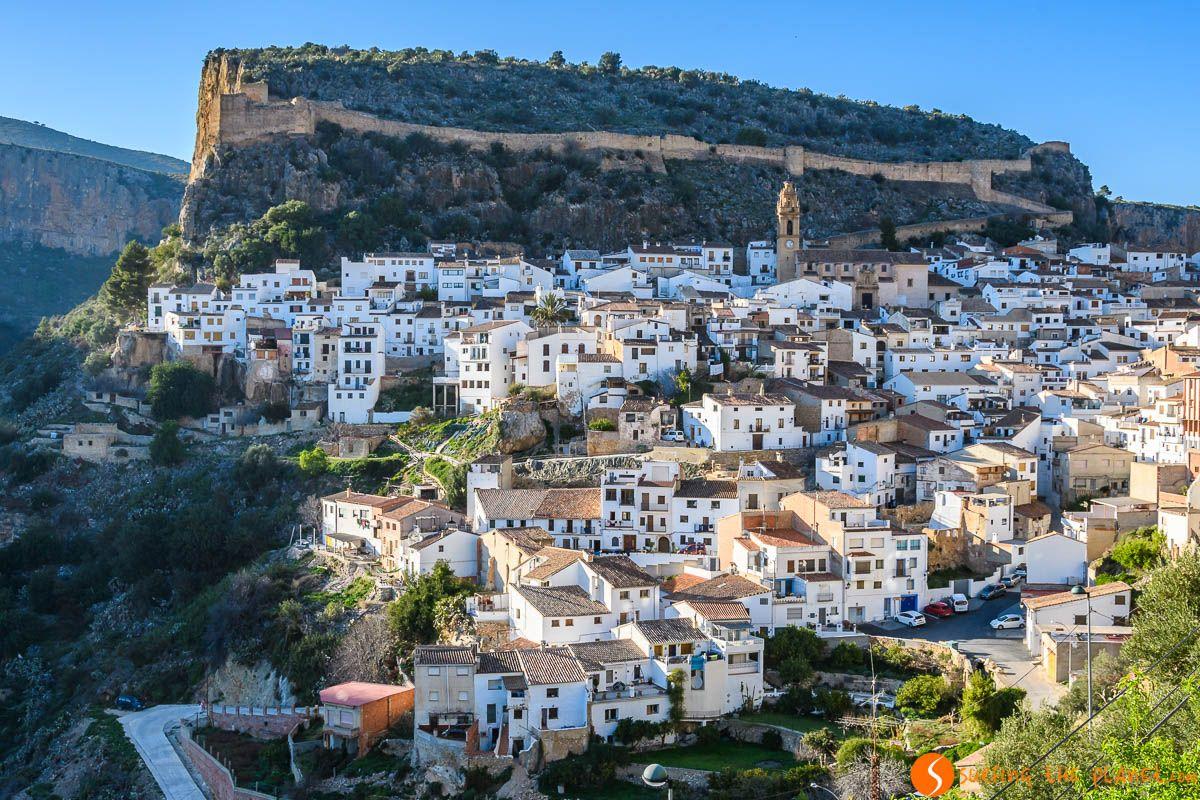 Chulilla, Provincia de Valencia, Comunidad Valenciana