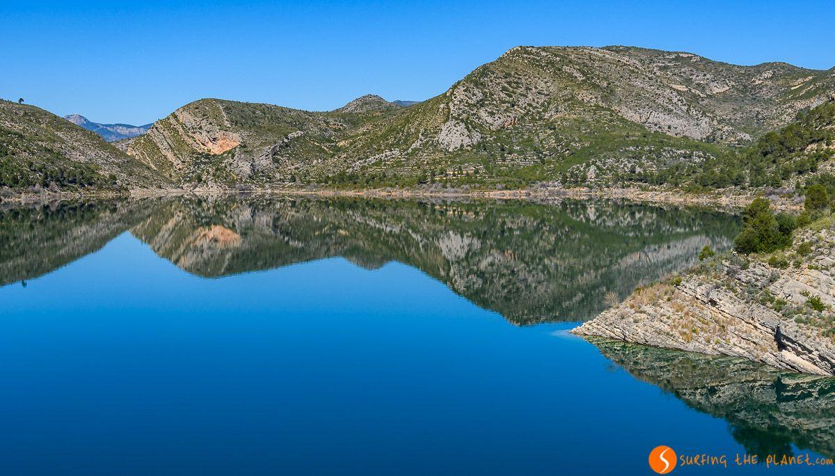Embalse Lorigilla, Chulilla, Provincia de Valencia | Viajar por la Comunidad Valenciana
