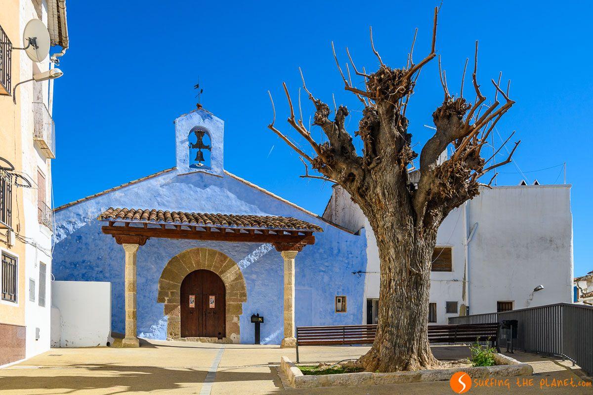 Ermita de Santa Cruz, Chelva, Provincia de Valencia, Comunidad Valenciana | Qué ver en Provincia de Valencia