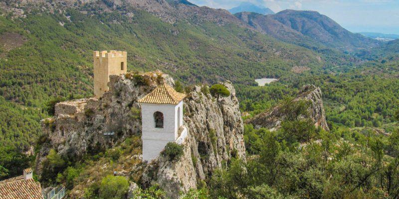 Guadalest, Provincia de Alicante, Comunidad Valenciana