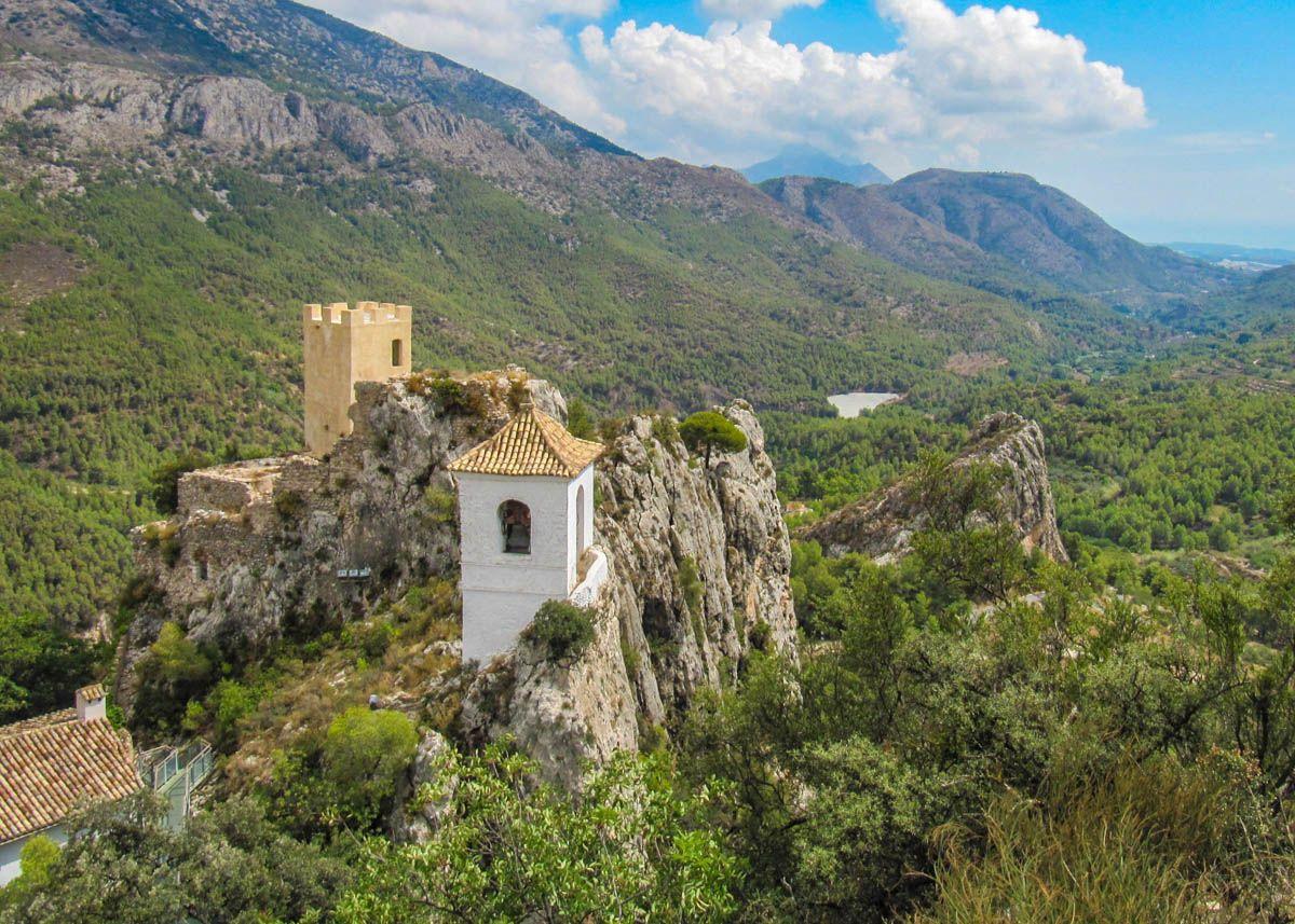 Guadalest, Provincia de Alicante, Comunidad Valenciana | Qué visitar en la Provincia de Alicante