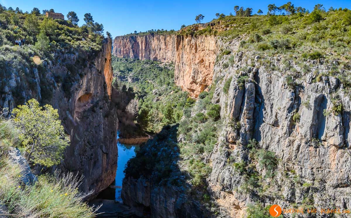 Hoces del Turia, Chulilla, Provincia de Valencia, Comunidad Valenciana | 30 imprescindibles en la Provincia de Valencia