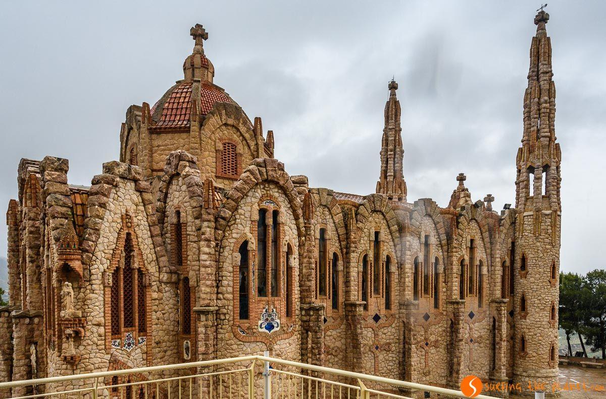 Santuario de Santa María Magdalena, Novelda, Alicante, Comunidad Valenciana | Pueblos de Alicante con encanto