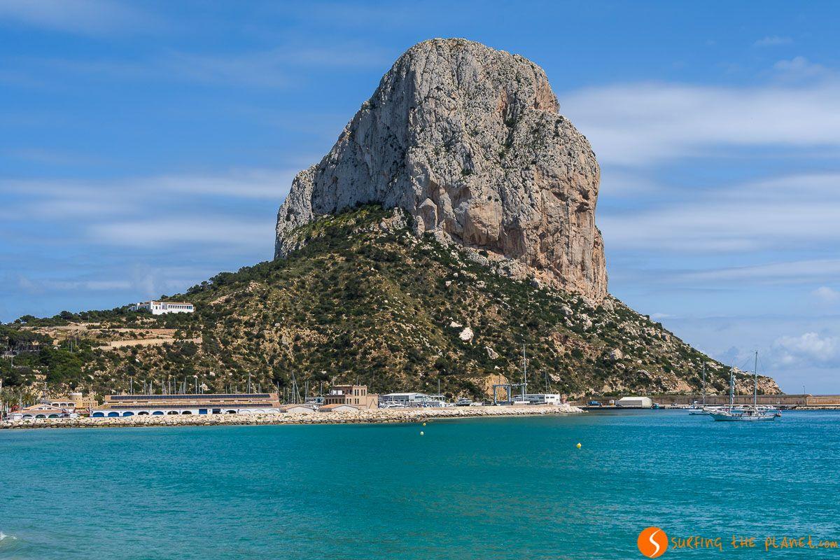 Peñón de Ifach, Calpe, Alicante | Qué ver en la Comunidad Valenciana