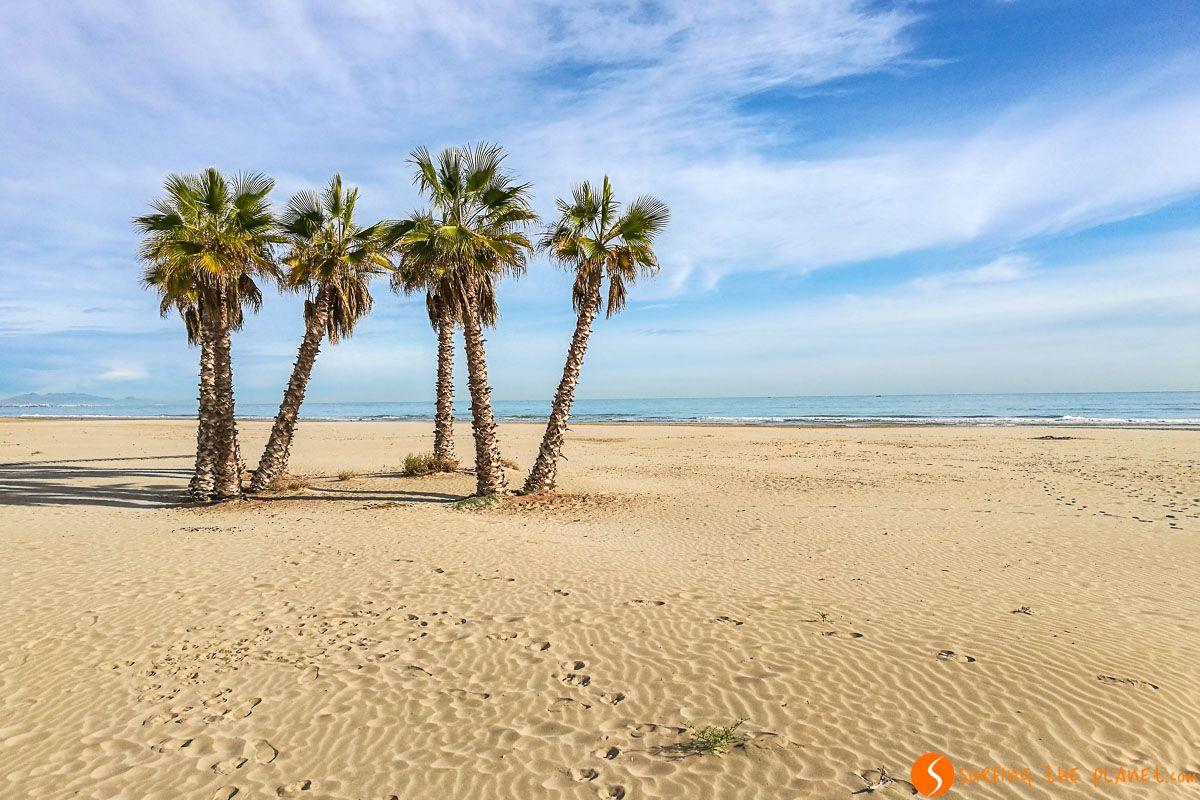 Playa de Canet de Berenguer, Provincia de Valencia, Comunidad Valenciana | Qué hacer en la Provincia de Valencia