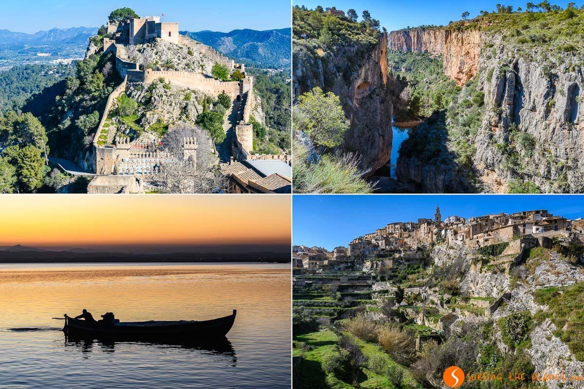 30 imprescindibles que ver en la Provincia de Valenciana, Comunidad Valenciana
