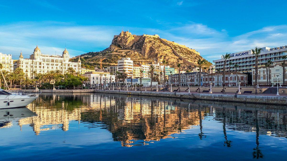 Puerto de Alicante Capital, Comunidad Valenciana | Qué ver en la Provincia de Alicante