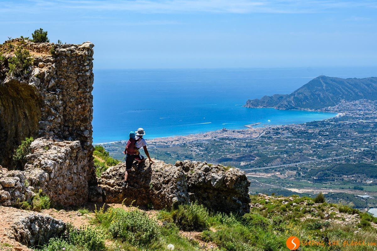 Ruta circular de Bernia, Alicante, Comunidad Valenciana