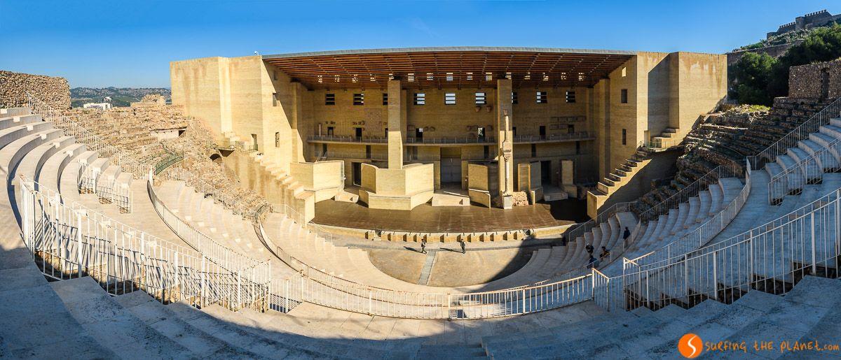 Teatro Romano, Sagunto, Provincia de Valencia, Comunidad Valenciana | Qué hacer en Valencia