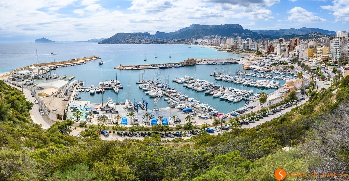 Vista panorámicas, Calpe, Alicante, Comunidad Valenciana |Qué hacer en Alicante