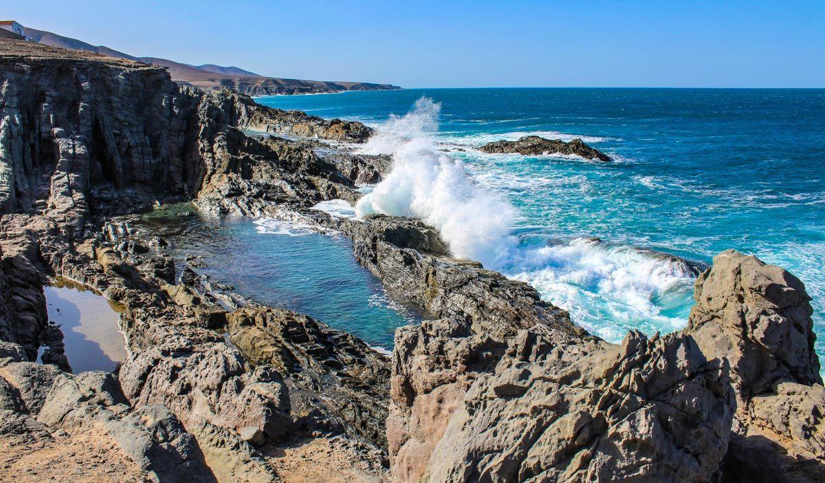 Aguas verdes, Betancuria, Fuerteventura | Qué visitar en Fuerteventura