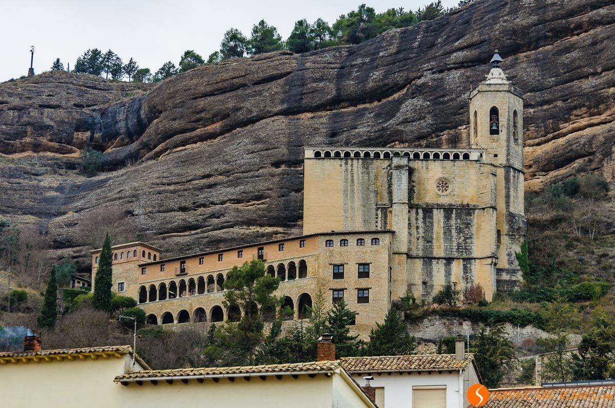 Basílica de la Virgen de la Peña, Graus, Huesca, Aragón