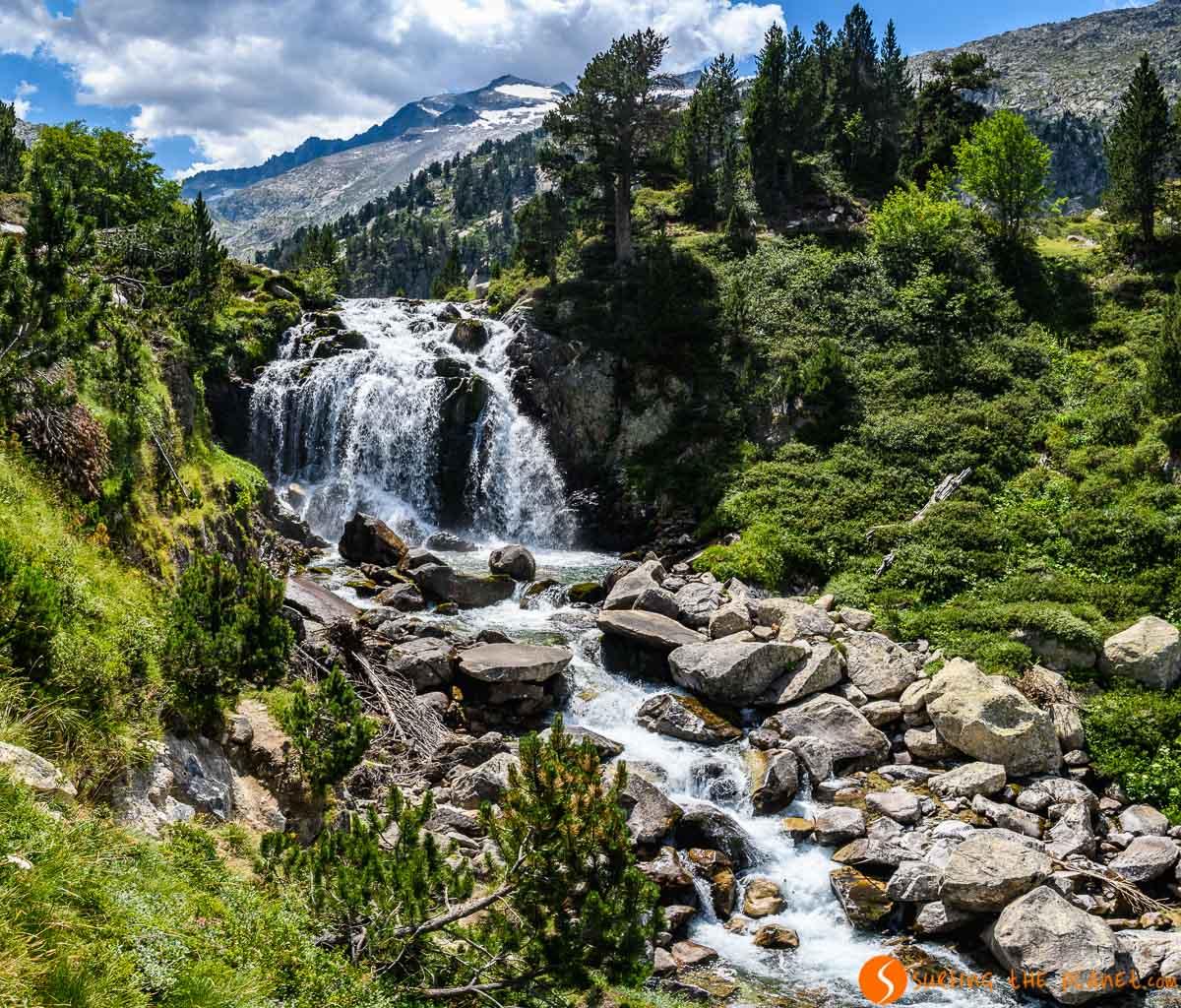 Cascada de Forau Aiguallut, Huesca, Aragón | Qué ver en la Provincia de Huesca