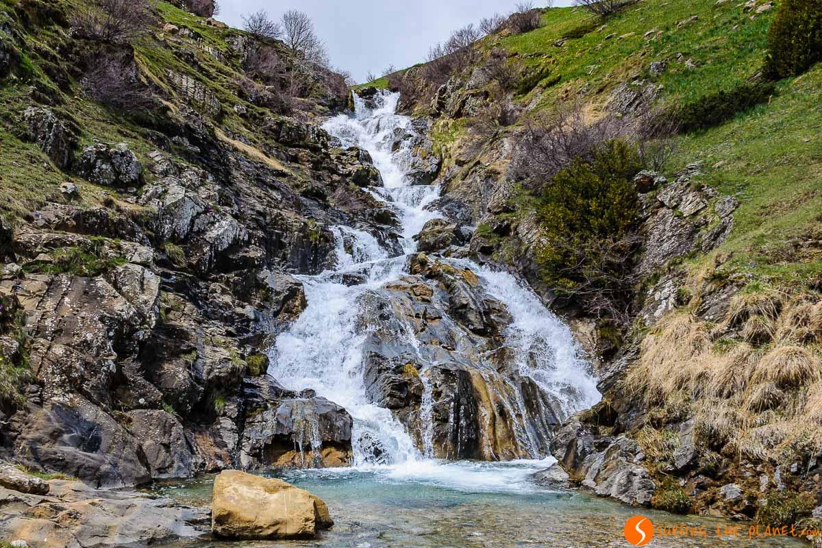 Cascada de Otal, Huesca, Aragón