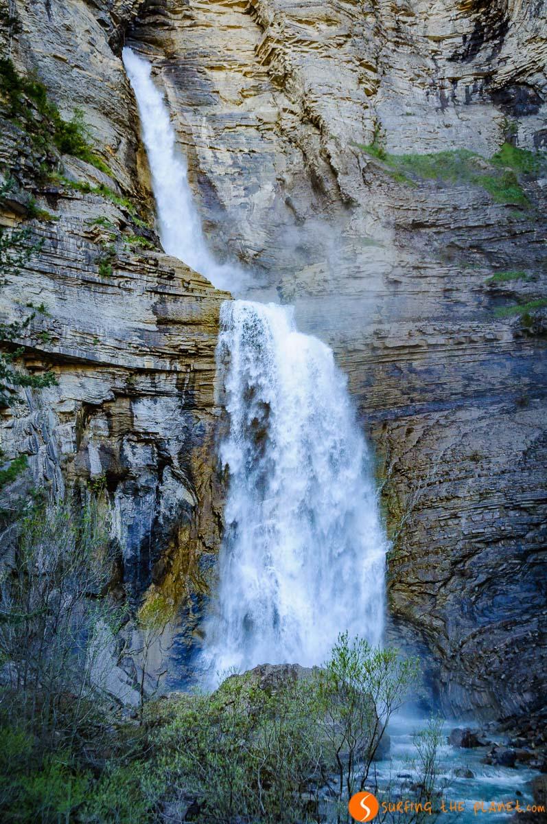 Cascada de Sorrosal, Broto, Huesca, Aragón | Qué ver y hacer en Huesca