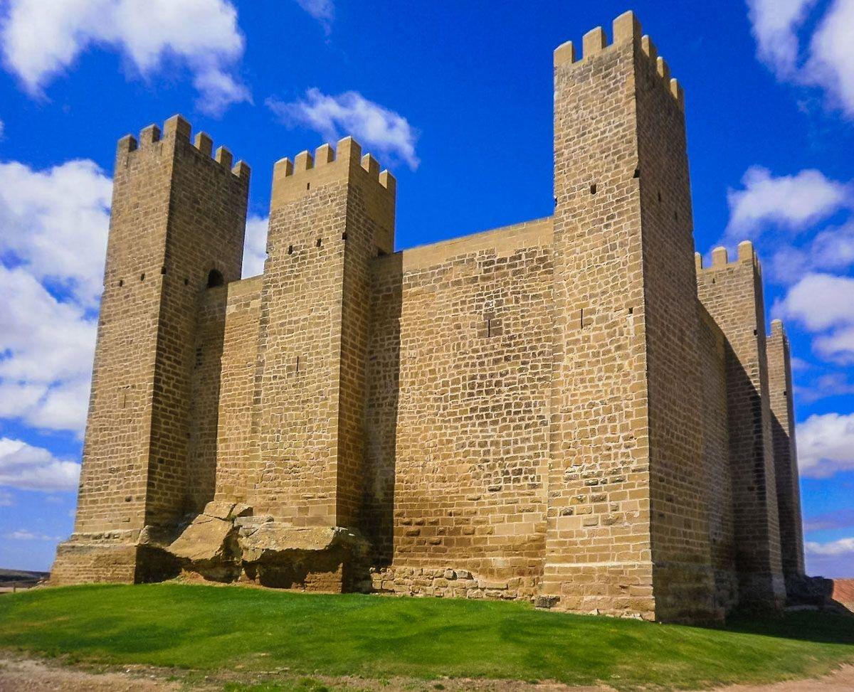 Castillo de Bañales, Zaragoza, Aragón