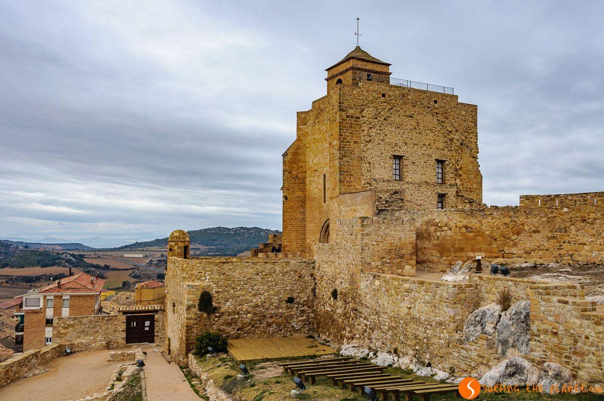 Castillo de Benabarre, Huesca, Aragón | Los 25 pueblos con más encanto en la Provincia de Huesca