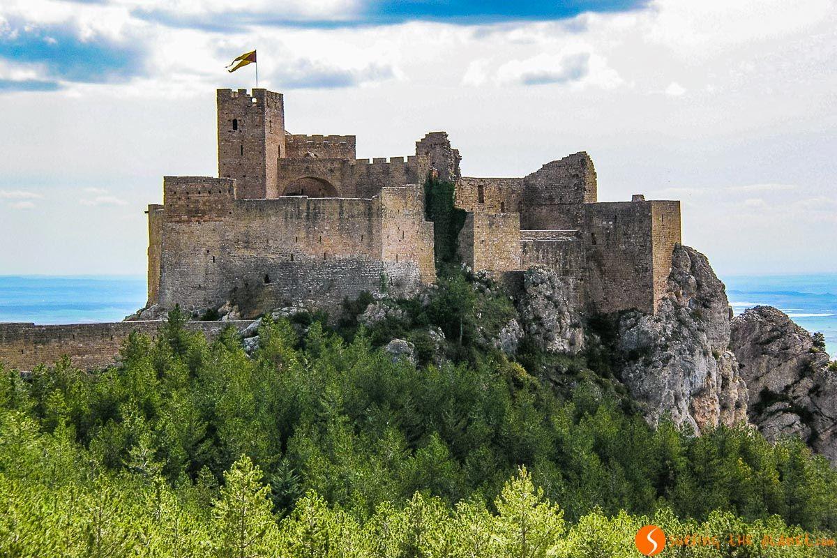 Castillo de Loarre, Alquézar, Huesca, Aragón