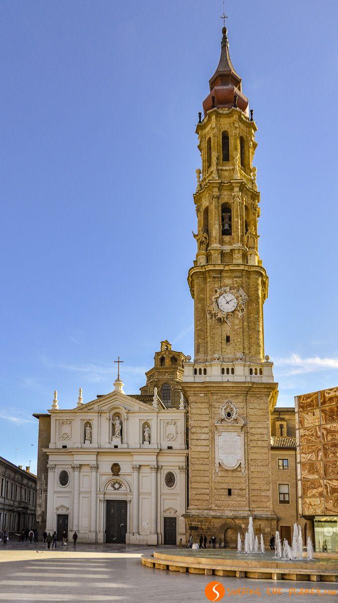 Catedral de la Seo, Zaragoza, Aragón
