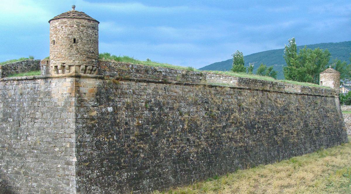 Ciudadela, Jaca, Huesca, Aragón