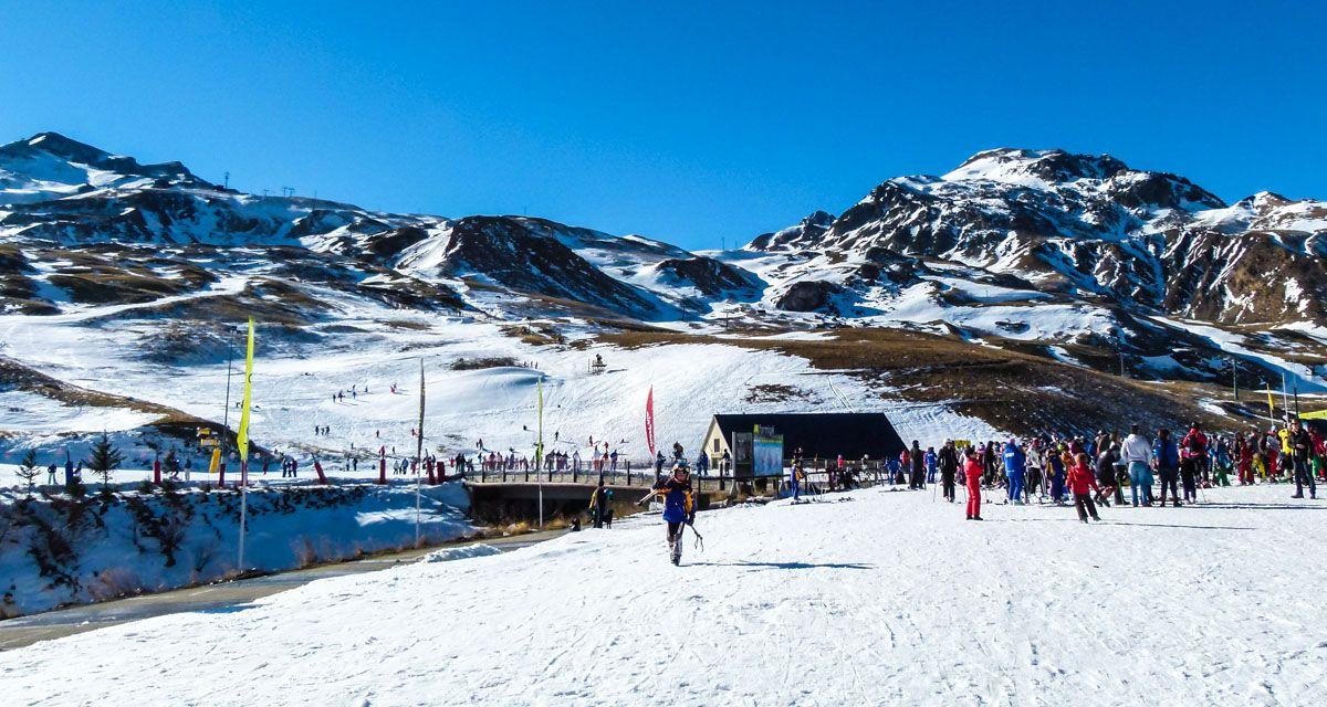 Estación de esquí Formigal-Panticosa, Huesca, Aragón