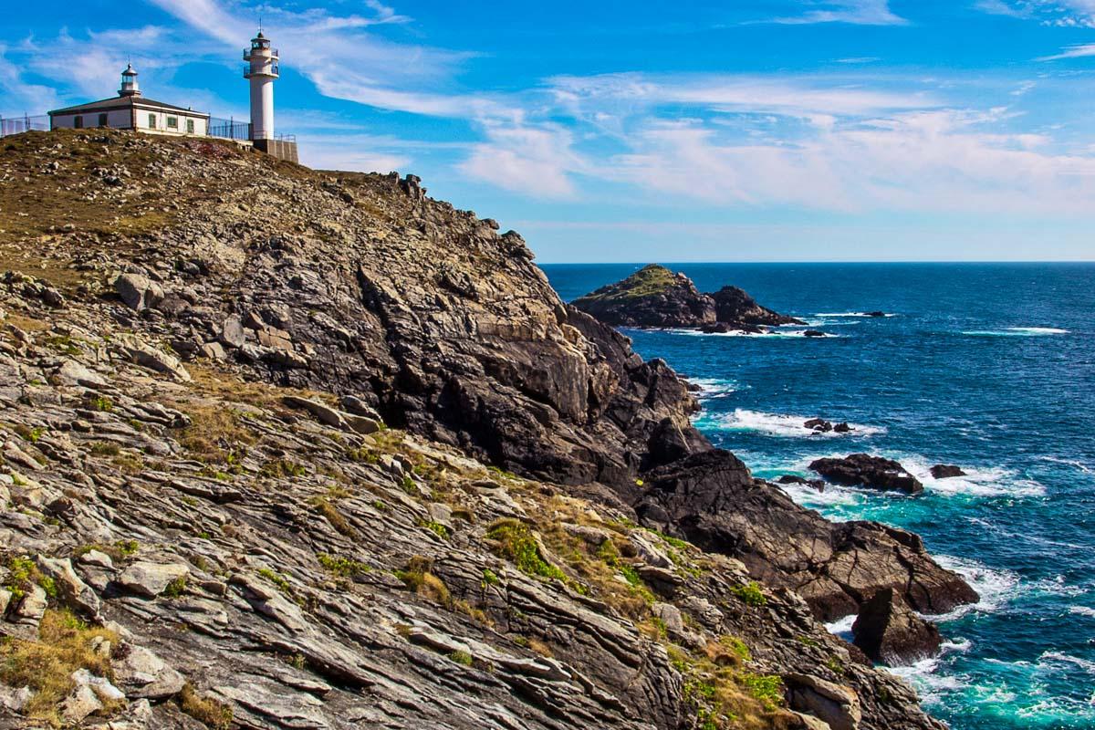 Faro del Cabo Touriñán, A Coruña, Galicia